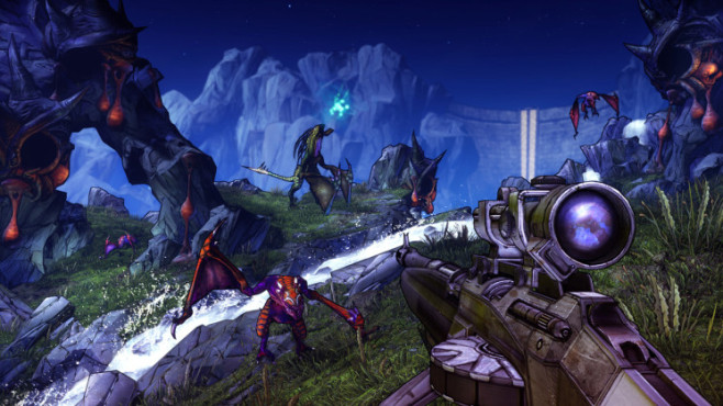 Actionspiel Borderlands 2: Night Stalkers © Take-Two