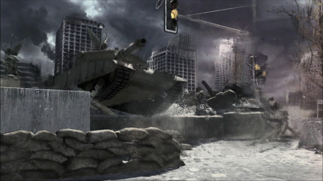 Actionspiel Call of Duty – Modern Warfare 3: Ampel © Activision