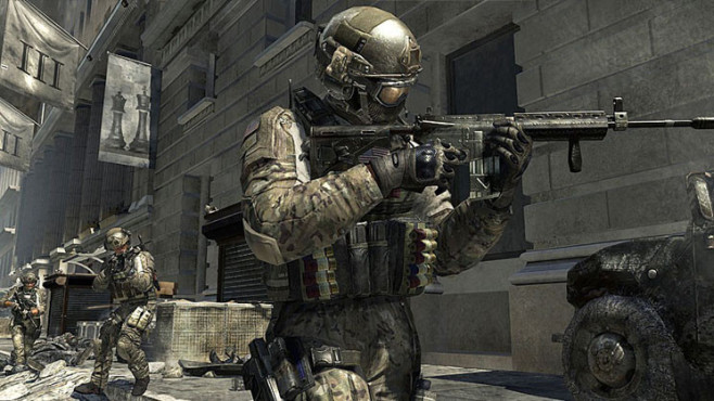 Actionspiel Call of Duty – Modern Warfare 3: Innenstadt © Activision
