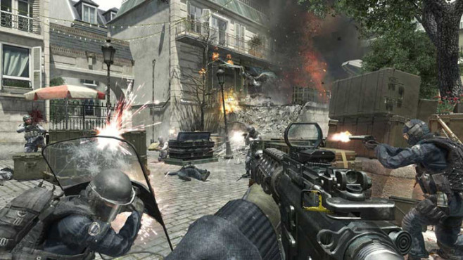 Actionspiel Call of Duty – Modern Warfare 3: Konfrontation © Activision