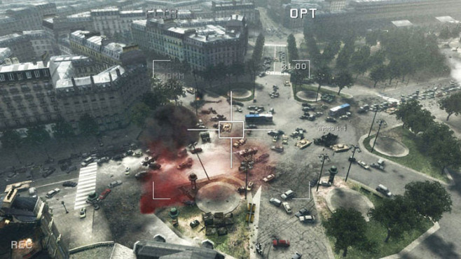 Actionspiel Call of Duty – Modern Warfare 3: Platz © Activision