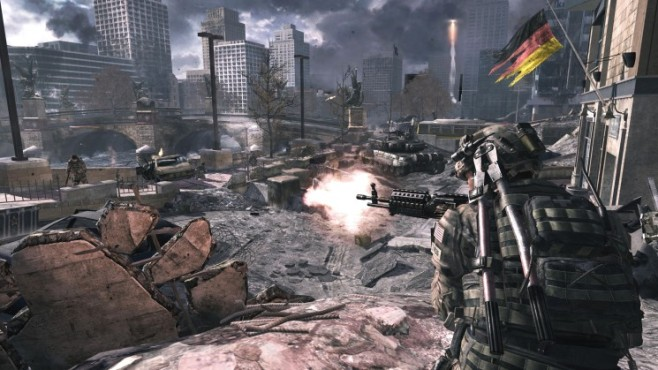 Actionspiel Call of Duty – Modern Warfare 3: Schütze © Activision