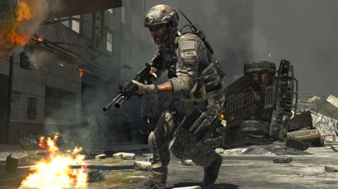 Actionspiel Call of Duty – Modern Warfare 3: Shotgun © Activision