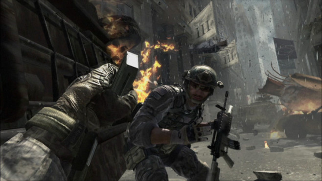 Actionspiel Call of Duty – Modern Warfare: Magazin © Activision