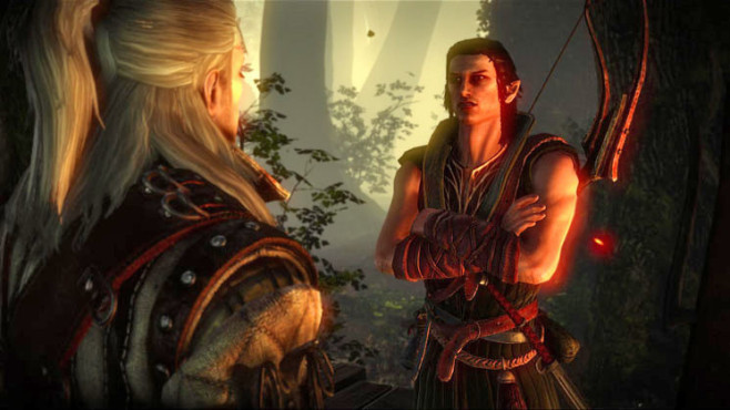 Boss-Guide The Witcher 2: Kayran © Namco Bandai