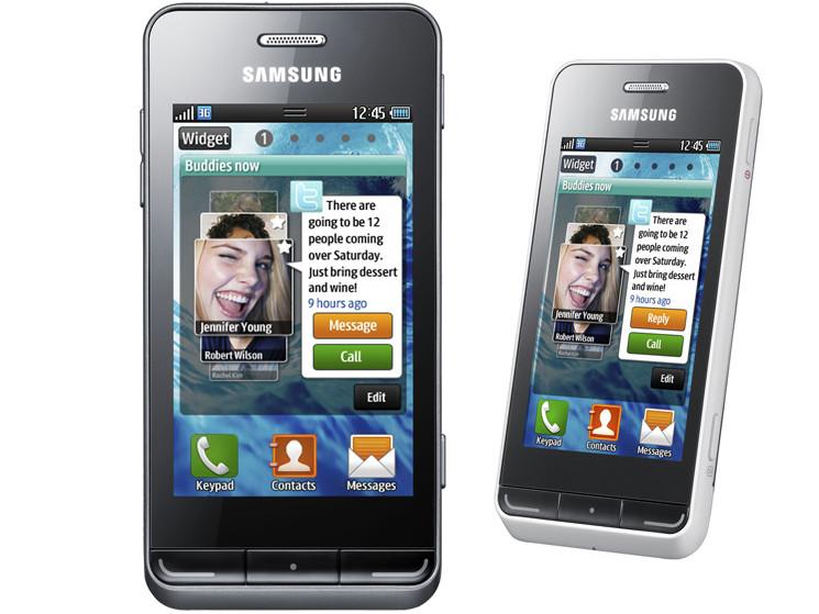 Günstiges Smartphone im Test: Samsung Wave 723 (S7230 ...