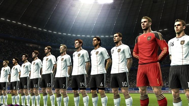 fußball spiel deutschland