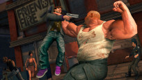 Actionspiel Saints Row – The Third: Brute © THQ
