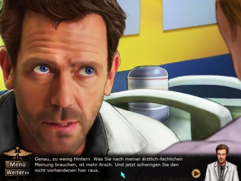 Dr. House © Intenium