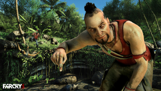 Actionspiel Far Cry 3: Anf�hrer © Ubisoft