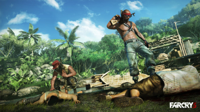 Actionspiel Far Cry 3: Corpses © Ubisoft