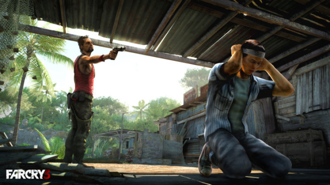 Actionspiel Far Cry 3: Headshot © Ubisoft