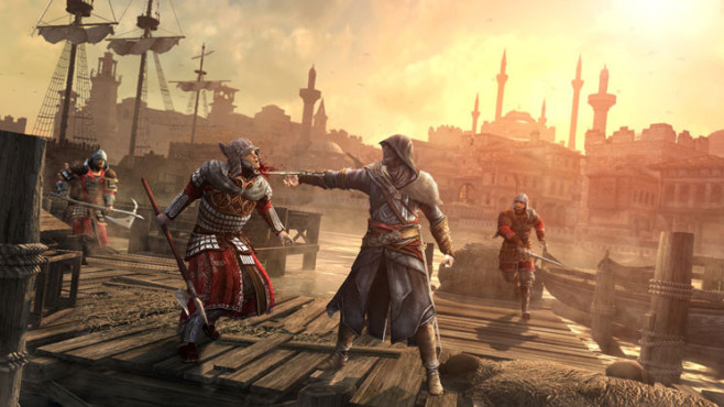 Actionspiel Assassin's Creed – Revelations: Janitscharen © Ubisoft