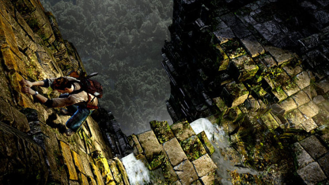 Actionspiel Uncharted � Golden Abyss: H�ngepartie © Sony