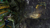 Actionspiel Uncharted – Golden Abyss: Schießerei © Sony