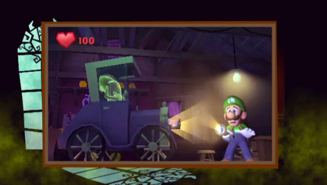 Luigi's Mansion 2 © Nintendo