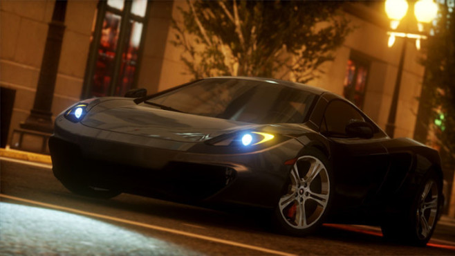 Rennspiel Need for Speed – The Run: McLaren MP4 12 © Electronic Arts