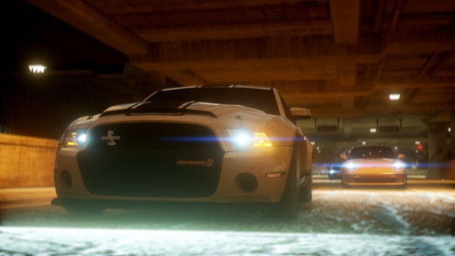 Rennspiel Need for Speed – The Run: Scheinwerfer © Electronic Arts