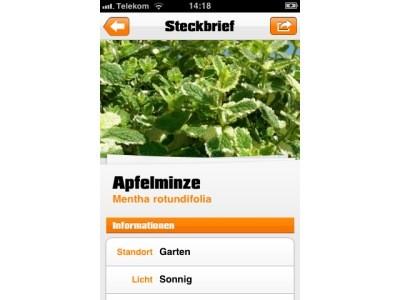 download und info obi pflanzenfinder app f r das iphone computer bild. Black Bedroom Furniture Sets. Home Design Ideas