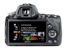 Sony Alpha 35 (SLT-A35) ©COMUTER BILD