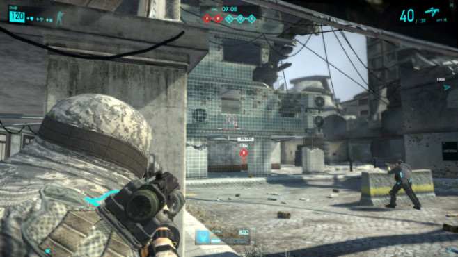 Actionspiel Tom Clancy's Ghost Recon Online: Gegner © Ubisoft