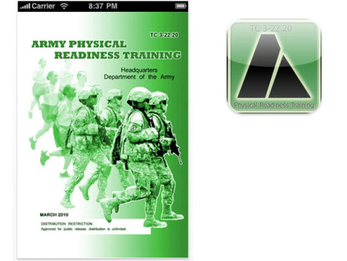 Army Physical Readiness Training © Apps for the Army