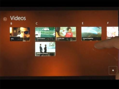 Windows 8 Videos © YouTube.com