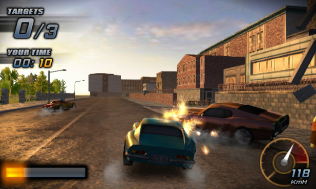 Actionspiel Driver Renegade 3D: Time Attack © Ubisoft