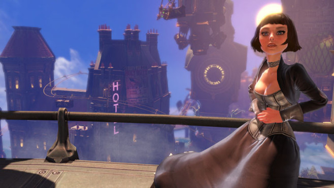 E3 2011 Top 15: Bioshock Infinite © Take Two