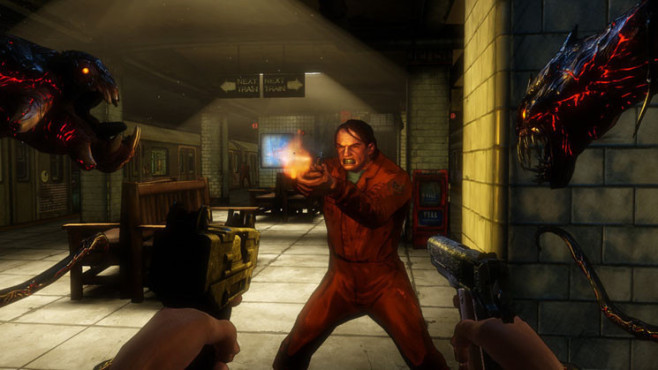 E3 2011 Top 15: The Darkness 2 © Take Two