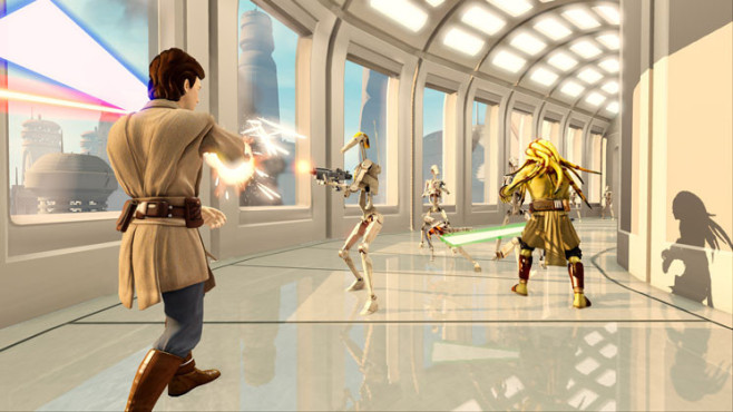 E3 2011 Flop 5: Kinect Star Wars © Microsoft