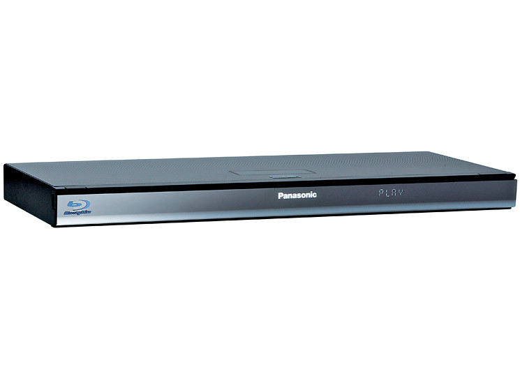 test blu ray player panasonic dmp bdt310 audio video. Black Bedroom Furniture Sets. Home Design Ideas