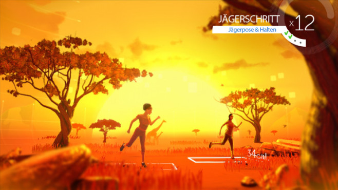 Fitness-Spiel Your Shape – Fitness Evolved 2012: Situps © Ubisoft