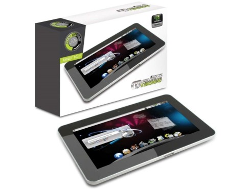 Verpackung Mobii Tegra Tablet 10,1 © Point of View