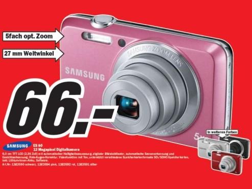 Samsung ES 80 ©COMPUTER BILD