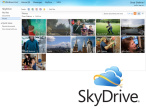 Windows Live SkyDrive von Microsoft ©Microsoft