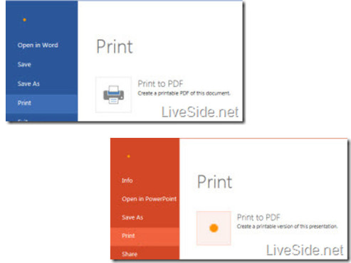 Microsoft Office 15: Web-App © http://www.liveside.net/2012/06/11/exclusive-a-sneak-peek-at-office-web-apps-preview-coming-with-office-2013-and-a-new-logo/