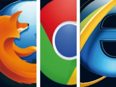 Brause-Browser: 50 Tricks f&uuml;r Firefox, IE und Chrome Firefox, Chrome, IE: 50 Tricks f&uuml;r bessere Browser. &nbsp;&copy;&nbsp;Mozilla Firefox, Google Chrome, Microsoft