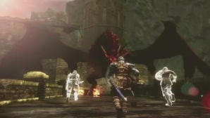 Rollenspiel Dark Souls: Drache © From Software