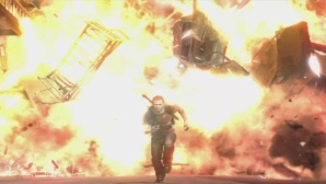 Actionspiel Infamous 2: Explosion ©Sony
