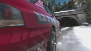 Rennspiel Sega Rally: Schnee ©Sega
