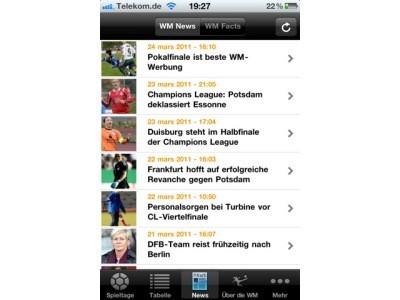 Frauenfu�ball 2011 ©motain