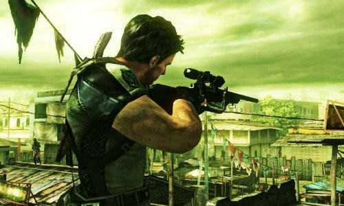 Actionspiel Resident Evil – The Mercenaries 3D © Capcom