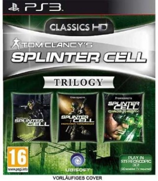 Actionspiel Splinter Cel Trilogy © Ubisoft