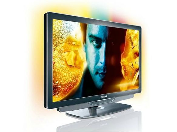 full led tv lcd fernseher philips 32pfl9705k audio video foto bild. Black Bedroom Furniture Sets. Home Design Ideas