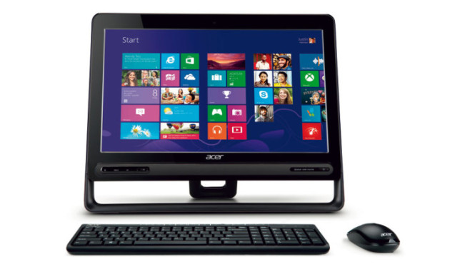 All-in-One-PC Acer Iconia ZC-605 © Tchibo