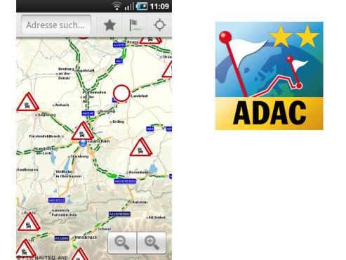 ADAC Maps ©ADAC e.V.