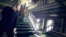 Actionspiel Hitman – Absolution: Treppe © Square Enix