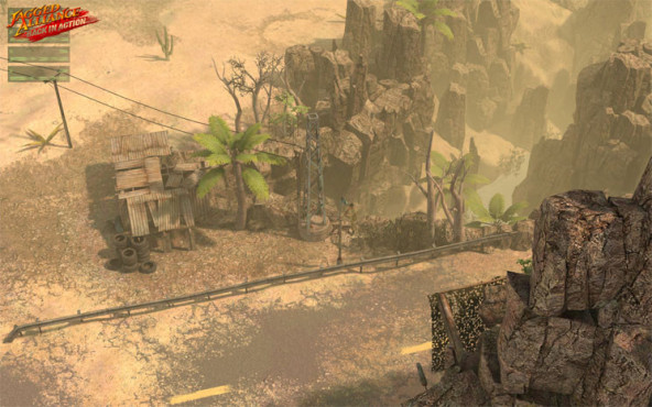 Jagged Alliance � Back in Action: Tal © Bit Composer