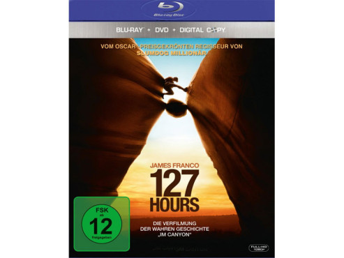 Cover 127 Hours © COMPUTER BILD